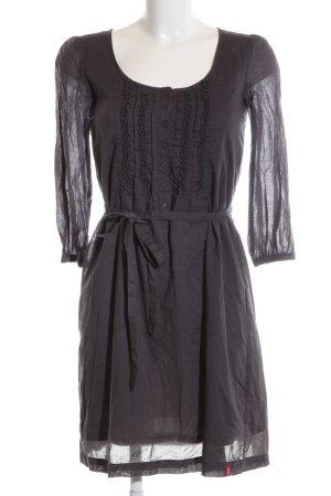edc A-Linien Kleid schwarz Business-Look