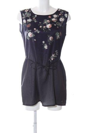 edc A-Linien Kleid Blumenmuster Elegant