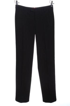 edc Pantalone da abito nero stile professionale