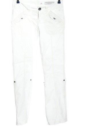 edc Baggy Pants weiß Casual-Look