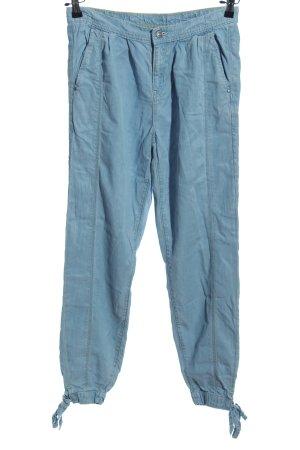edc Baggy Pants blau Casual-Look