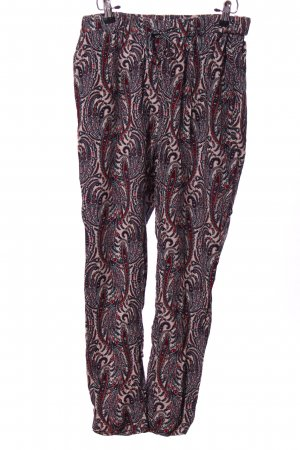 edc Baggy Pants abstraktes Muster Casual-Look