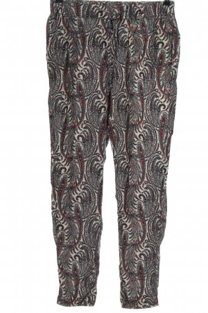 edc Baggy Pants abstract pattern casual look