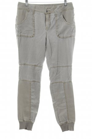 edc Baggy Pants beige-hellgrau Casual-Look