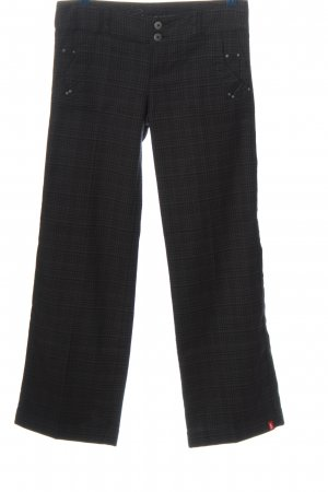 edc Baggy Pants schwarz-braun Casual-Look