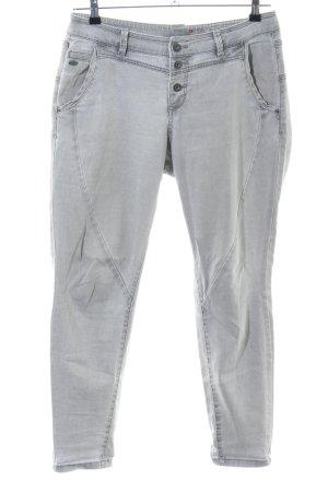 edc Baggy jeans lichtgrijs casual uitstraling