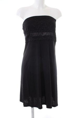 edc Bandeau Dress black party style