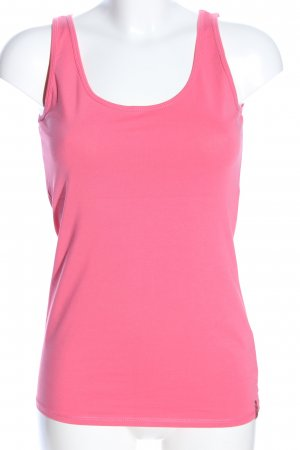 edc Basic Top pink Casual-Look