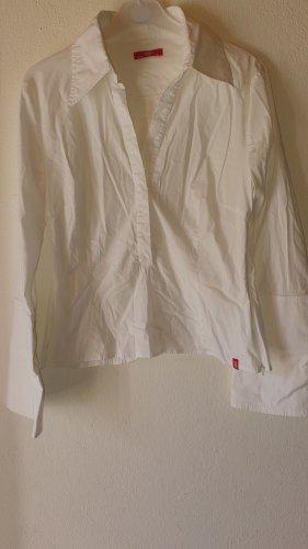 EDC Bluse weiß XL