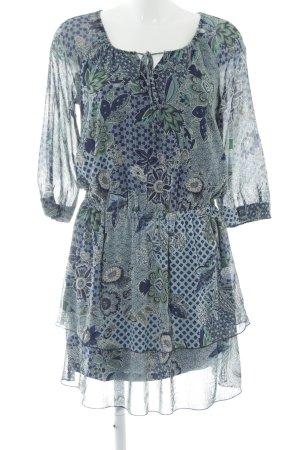 edc Blusenkleid mehrfarbig Street-Fashion-Look