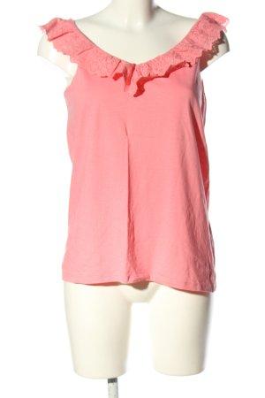 edc Blusentop pink Casual-Look