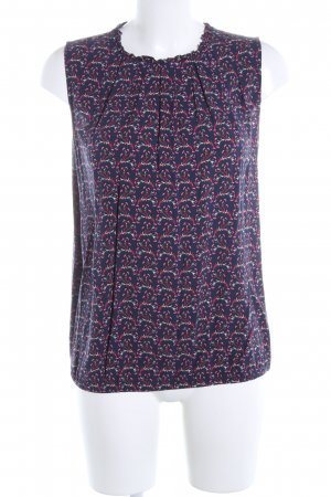 edc Blouse topje abstract patroon casual uitstraling