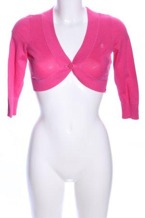 edc Bolero rosa stile casual