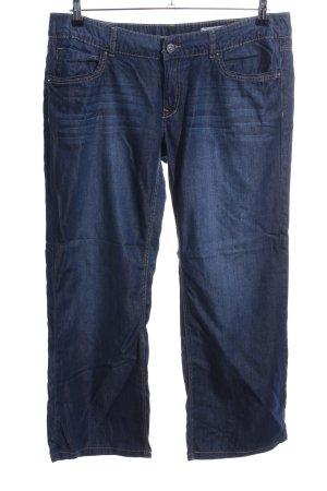 edc Boot Cut Jeans blau Casual-Look