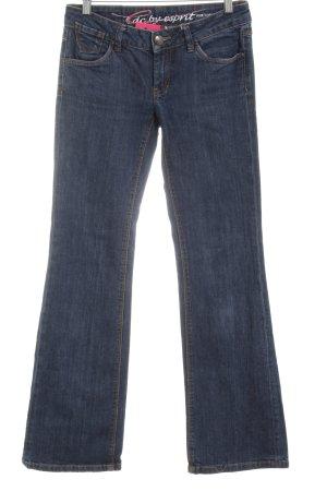 edc Jeans bootcut bleu style décontracté