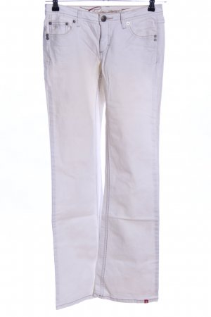 edc Boot Cut Jeans natural white casual look