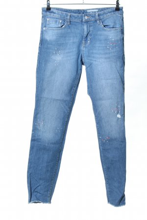 edc Boyfriend Jeans blue casual look