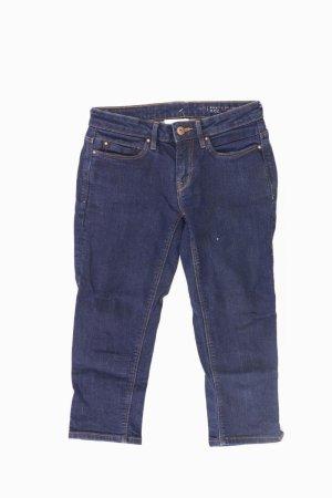 edc by Esprit Richelieus Shoes blue-neon blue-dark blue-azure cotton
