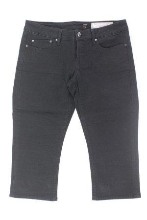 edc by Esprit 3/4 Hose Größe 34 schwarz aus Baumwolle