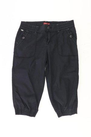 edc by Esprit 3/4 Hose Größe Kurzgröße 40 schwarz aus Baumwolle
