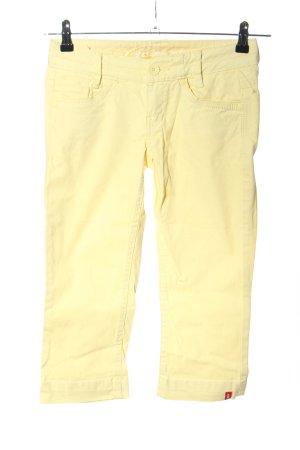 edc by Esprit Jeans a 3/4 giallo pallido stile casual