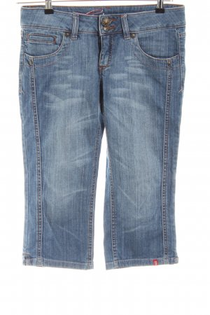 edc by Esprit 3/4 Jeans blau Casual-Look