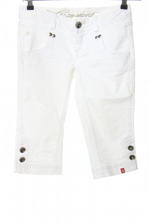 edc by Esprit 3/4-jeans wit casual uitstraling