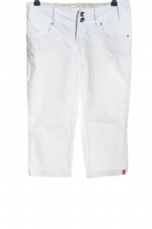 edc by Esprit Vaquero 3/4 blanco look casual