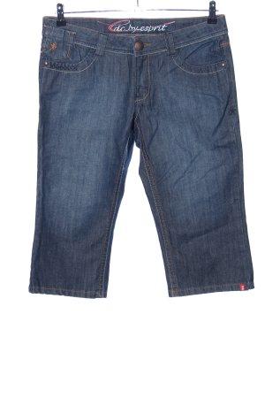 edc by Esprit Jeans a 3/4 blu stile casual