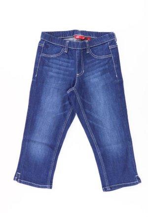 edc by Esprit 3/4 Length Jeans blue-neon blue-dark blue-azure cotton
