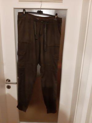 edc by Esprit Cargo Pants green grey
