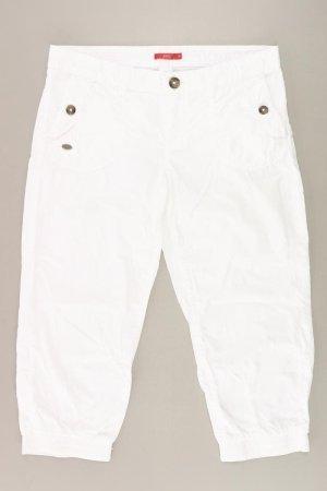 edc by Esprit Jeansy 7/8 w kolorze białej wełny