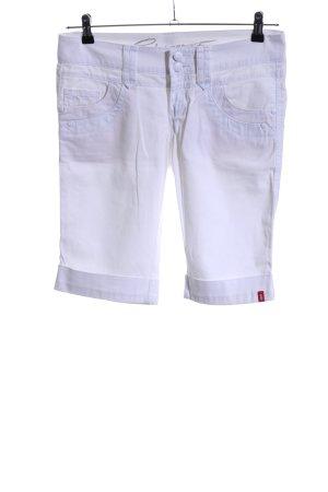 edc by Esprit Bermuda bianco stile casual