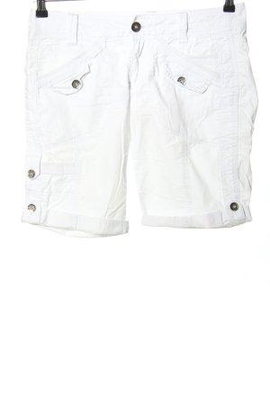edc by Esprit Bermudy biały W stylu casual