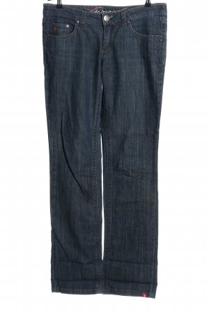 edc by Esprit Jeansy o kroju boot cut niebieski W stylu casual