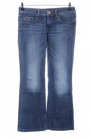edc by Esprit Boot Cut Jeans blue mixture fibre