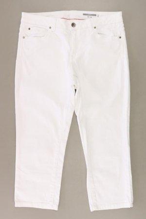 edc by Esprit Pantalon capri blanc cassé coton