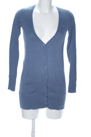 edc by Esprit Kardigan niebieski W stylu casual
