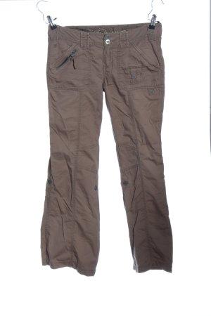 edc by Esprit Cargo Pants light grey casual look