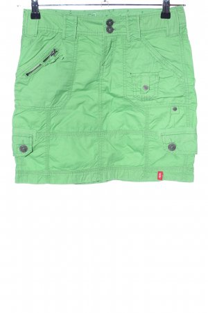 edc by Esprit Gonna cargo verde stile casual