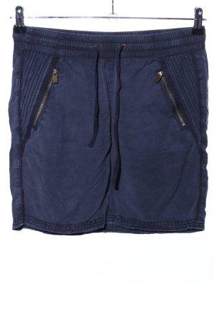 edc by Esprit Cargorock blau Casual-Look