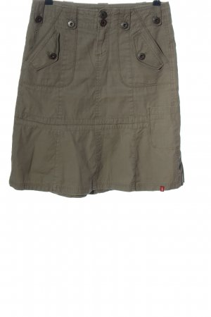 edc by Esprit Cargo Skirt light grey casual look