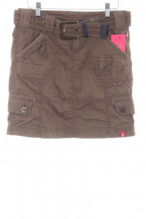 edc by Esprit Gonna cargo marrone stile casual
