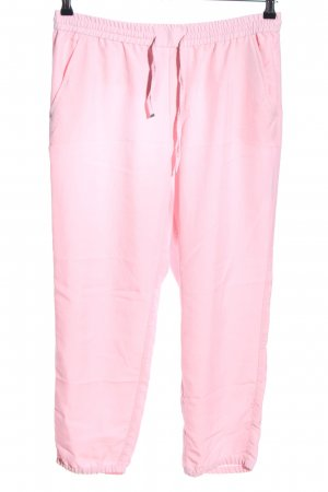edc by Esprit Chinohose pink Casual-Look