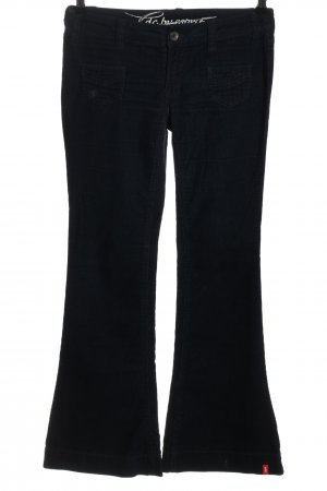 edc by Esprit Corduroy Trousers blue casual look