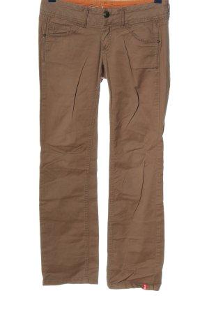 edc by Esprit Five-Pocket-Hose braun Casual-Look