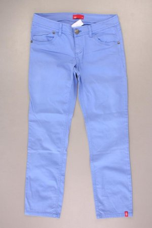 edc by Esprit Pantalon cinq poches bleu-bleu fluo-bleu foncé-bleu azur coton