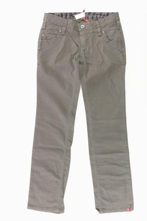 edc by Esprit Five-Pocket-Hose Größe 40 olivgrün