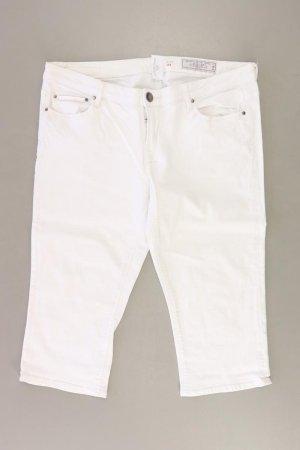 edc by Esprit Pantalon cinq poches blanc cassé coton