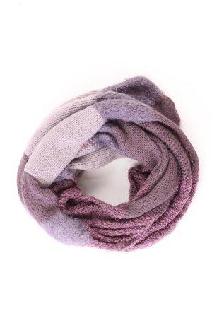 edc by Esprit Scarf lilac-mauve-purple-dark violet polyacrylic